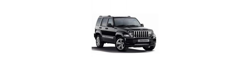 Automatten Jeep Cherokee KK | Kofferbakmat Jeep Cherokee KK