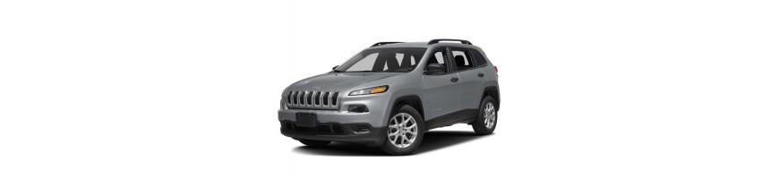 Automatten Jeep Cherokee KL | Kofferbakmat Jeep Cherokee KL