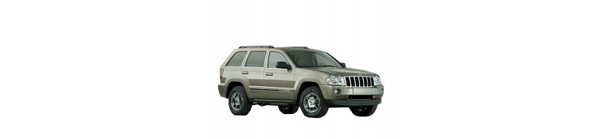 Automatten Jeep Grand Cherokee | Kofferbakmat Jeep Grand Cherokee