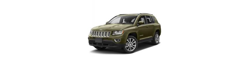 Matten Jeep Compass | Rubber kofferbakmat Jeep Compass