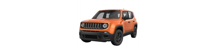 Automatten Jeep Renegade | Kofferbakmat Jeep Renegade