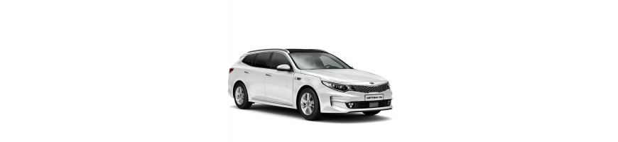 Automatten Kia Optima Sportswagon | Kofferbakmat Kia Optima Wagon