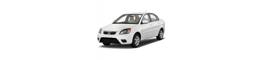 Automatten Kia Rio Sedan | Kofferbakmat Kia Rio Sedan
