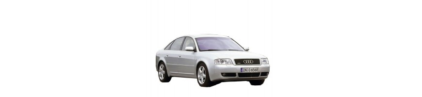 Matten Audi A6 Sedan | Rubber kofferbakmat Audi A6 Sedan