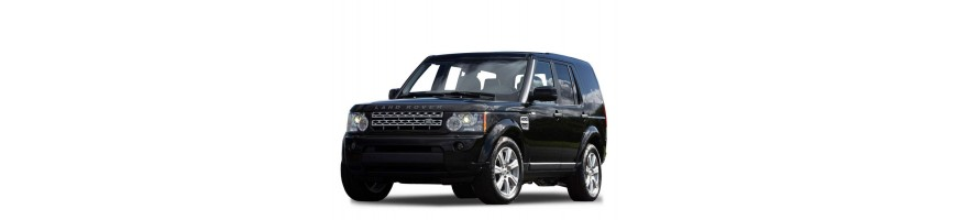 Automatten Landrover Discovery | Kofferbakmat Landrover Discovery