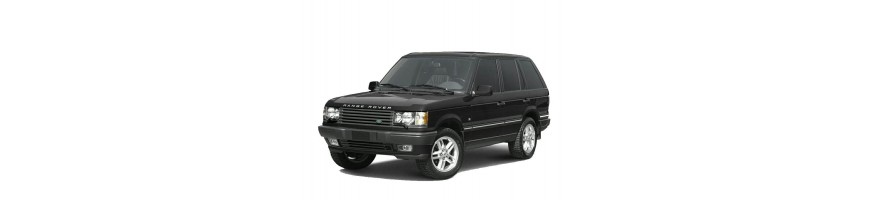 Rubber matten Landrover Range Rover | Kofferbakmat Range Rover