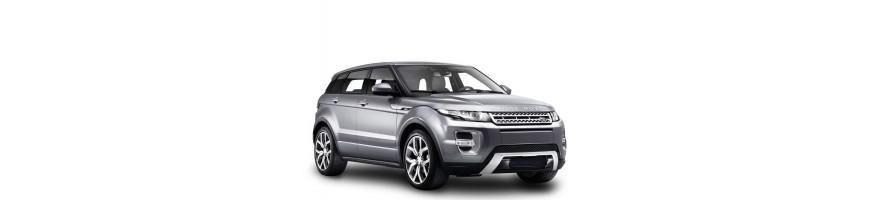 Matten Landrover Range Rover Evoque   Kofferbakmat Landrover Evoque