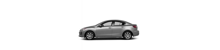 Automatten Mazda 3 Sedan | Kofferbakmat Mazda 3 Sedan