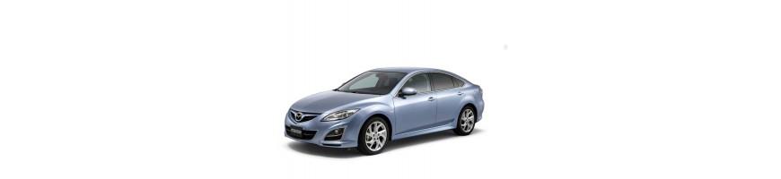 Rubber matten Mazda 6 Hatchback | Kofferbakmat Mazda 6 Hatchback