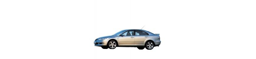 Automatten Mazda 6 Hatchback | Kofferbakmat Mazda 6 Hatchback