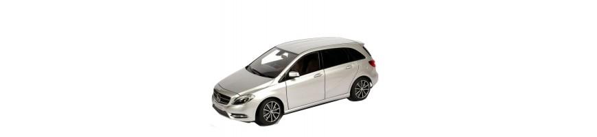 Automatten Mercedes B-Klasse W246 | Kofferbakmat Mercedes B-Klasse