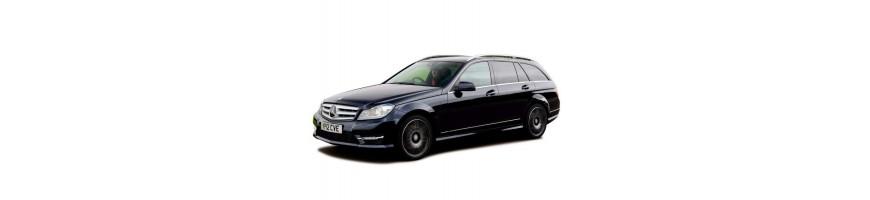 Automatten Mercedes C-Klasse W204 SW | Kofferbakmat Mercedes C-Klasse