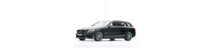 Automatten Mercedes C-Klasse W205 SW | Kofferbakmat Mercedes C-Klasse