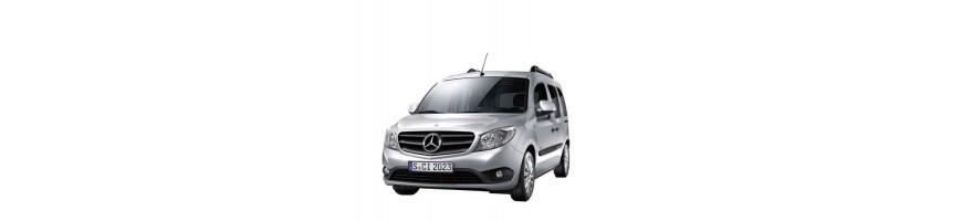Automatten Mercedes Citan Personenauto | Kofferbakmat Mercedes Cita