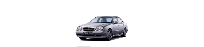Automatten Mercedes E-Klasse W210 | Kofferbakmat Mercedes E-Klasse