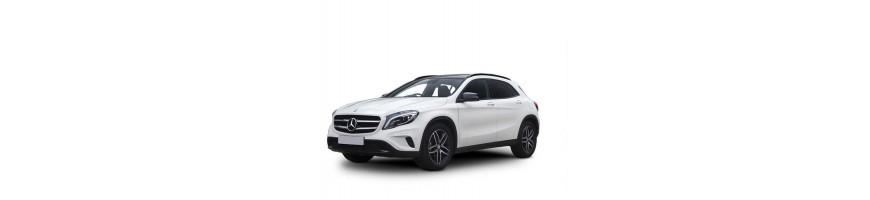 Automatten Mercedes GLA | Rubber kofferbakmat Mercedes GLA