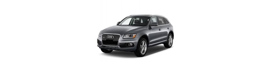 Rubber matten Audi Q5 | Rubber kofferbakmat Audi Q5