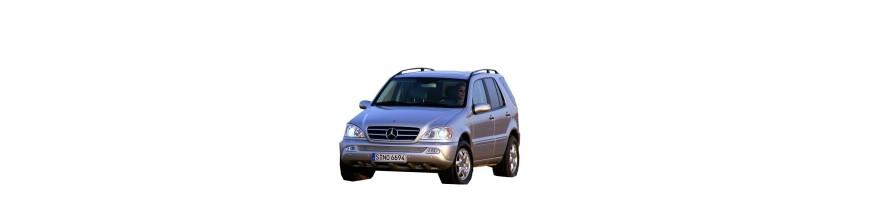 Automatten Mercedes MKlasse W163 | Kofferbakmat Mercedes MKlasse W163