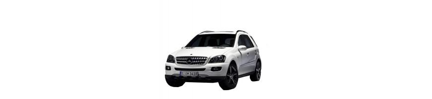 Automatten Mercedes MKlasse W164 | Kofferbakmat Mercedes MKlasse W164