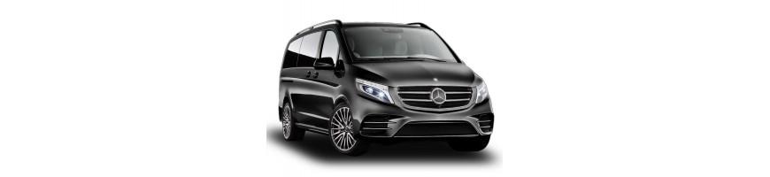 Automatten Mercedes VKlasse | Kofferbakmat Mercedes VKlasse