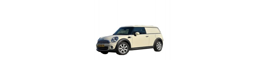 Automatten Mini Clubvan R55 SW | Kofferbakmat Mini Clubvan R55 SW