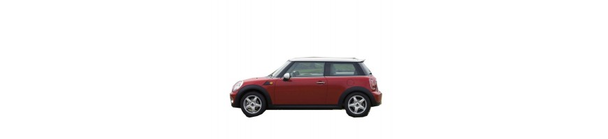 Automatten Mini Cooper One/S R56 | Kofferbakmat Mini Cooper One/S R56