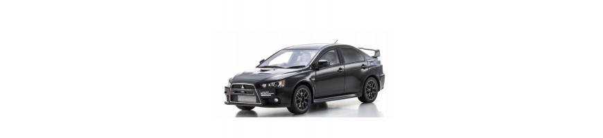 Matten Mitsubishi Lancer Evo X | Kofferbakmat Mitsubishi Lancer Evo