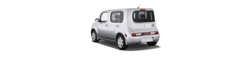 Automatten Nissan Cube | Rubber kofferbakmat Nissan Cube