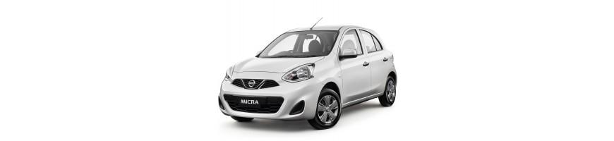 Automatten Nissan Micra K13 | Kofferbakmat Nissan Micra K13
