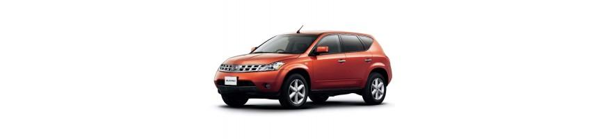 Automatten Nissan Murano | Kofferbakmat Nissan Murano