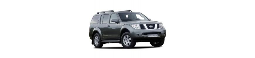 Automatten Nissan Pathfinder | Kofferbakmat Nissan Pathfinder