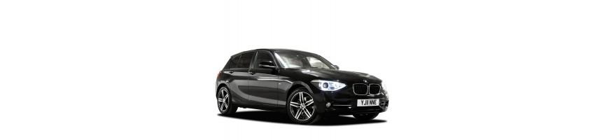 Automatten BMW 1-serie E87 | Kofferbakmat BMW 1-serie E87