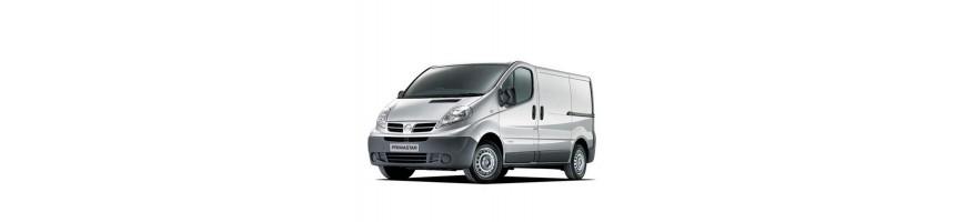 Automatten Nissan Primastar | Kofferbakmat Nissan Primastar
