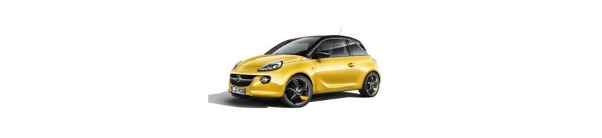 Automatten Opel Adam | Rubber kofferbakmat Opel Adam