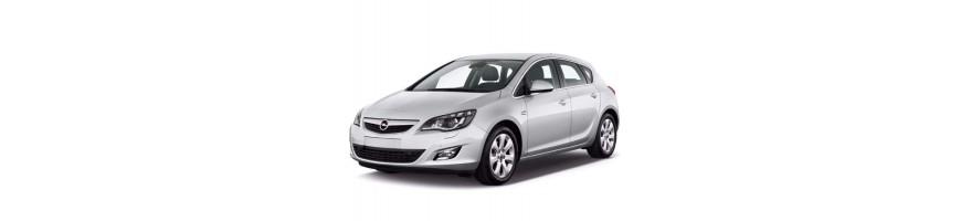 Rubber kofferbakmat Opel Astra [Automat Opel Astra kopen]