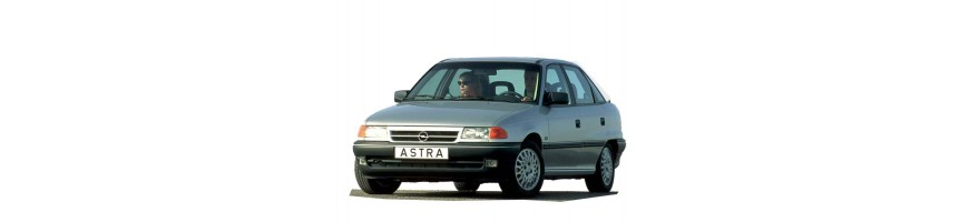 Automatten Opel Astra F Sedan   Kofferbakmat Opel Astra F Sedan