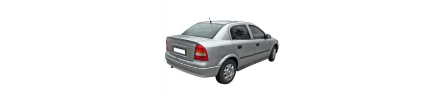 Automatten Opel Astra G Sedan | Kofferbakmat Opel Astra G Sedan