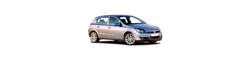 Automatten Opel Astra H | Rubber kofferbakmat Opel Astra H