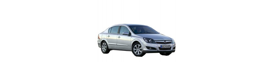 Automatten Opel Astra H Sedan | Kofferbakmat Opel Astra H Sedan