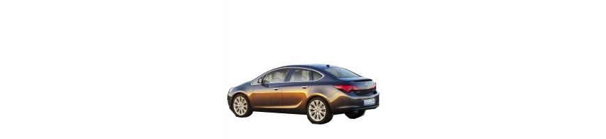 Automatten Opel Astra J Sedan | Kofferbakmat Opel Astra J Sedan