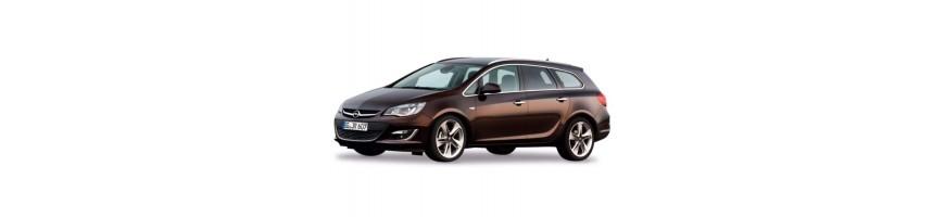 Matten Opel Astra J Sports Tourer SW | Kofferbakmat Opel Astra J