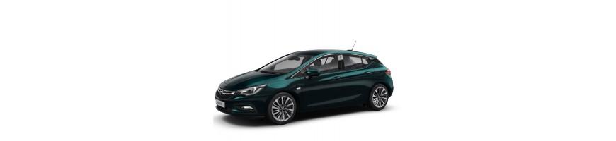 Automatten Opel Astra K Hatcback | Kofferbakmat Opel Astra K Hatcback