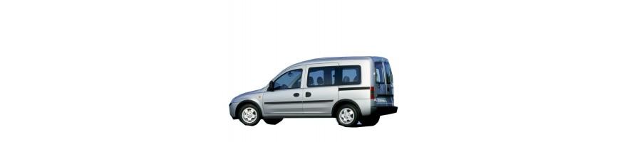 Automatten Opel Combo C Tour | Kofferbakmat Opel Combo C Tour