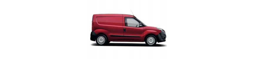 Automatten Opel Combo D bedrijfsauto | Kofferbakmat Opel Combo D