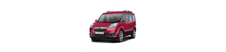 Automatten Opel Combo D Tour | Kofferbakmat Opel Combo D Tour