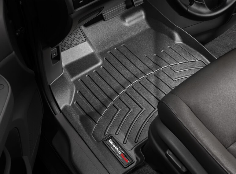 Perfectie in pasvorm, All Weather automatten van Weathertech
