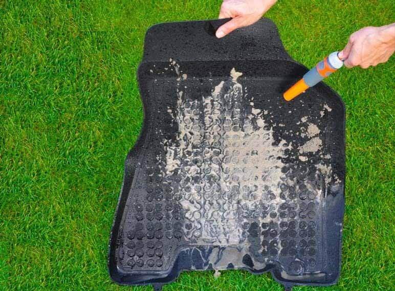 Zeer eenvoudig te reinigen met water